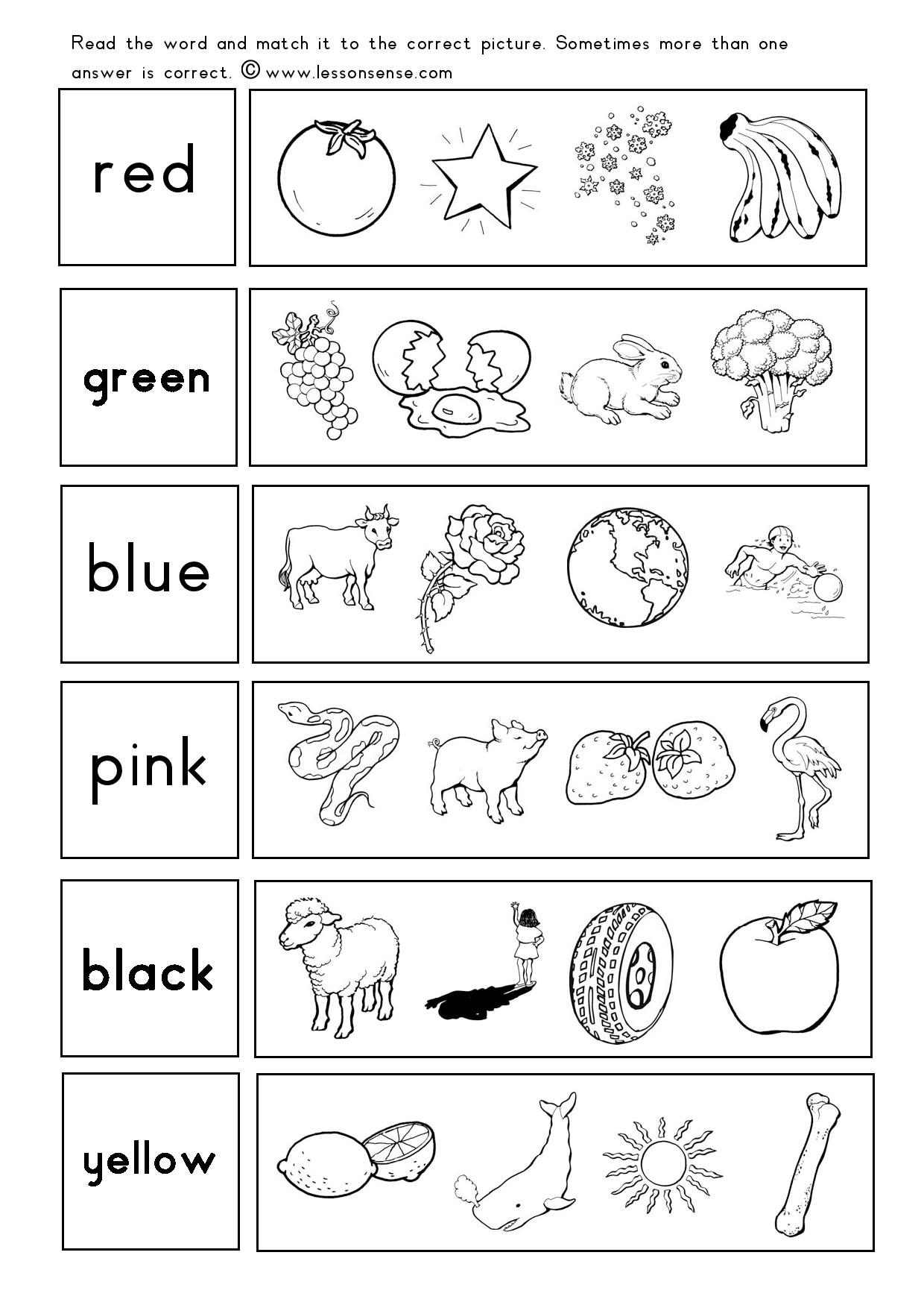 Vocabulary Word List Christmas Bells